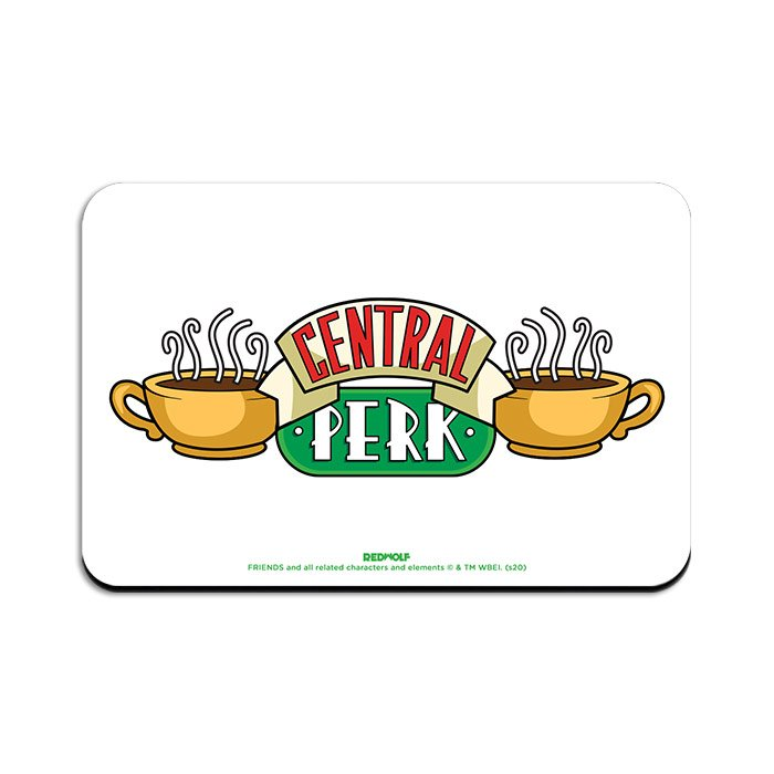 Central Perk - Friends Official Fridge Magnet