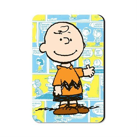 Charlie Brown - Peanuts Official Fridge Magnet