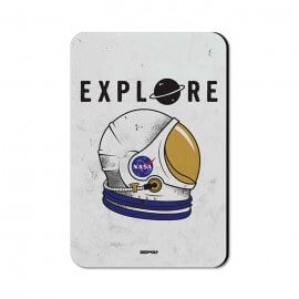 Explore - NASA Official Fridge Magnet