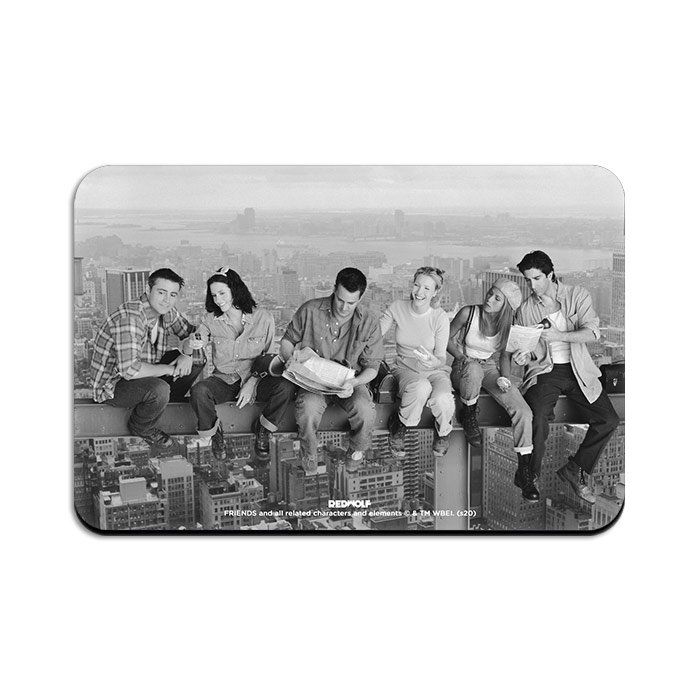 Friends: Empire State - Friends Official Fridge Magnet