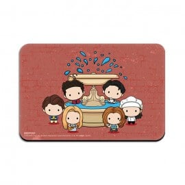 Friends Fountain - Friends Official Fridge Magnet