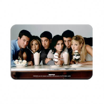 Friends: Milkshake - Friends Official Fridge Magnet