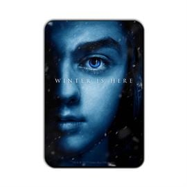 Arya Stark: Winter Is Here - Game Of Thrones Official Fridge Magnet