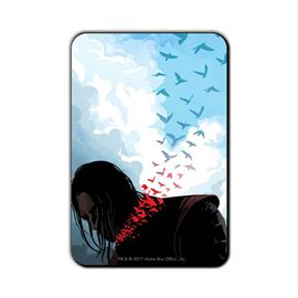 Bring Me His Head: Beautiful Death - Game Of Thrones Official Fridge Magnet