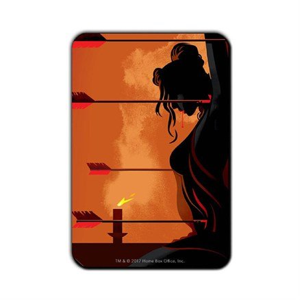 Chaos Is A Ladder: Beautiful Death - Game Of Thrones Official Fridge Magnet
