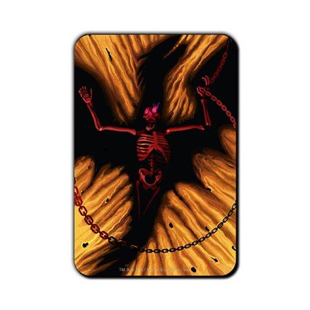 Dracarys: Beautiful Death - Game Of Thrones Official Fridge Magnet