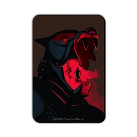 He Ran. Not Very Fast: Beautiful Death - Game Of Thrones Official Fridge Magnet