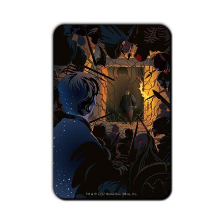 Hold the Door: Beautiful Death - Game Of Thrones Official Fridge Magnet