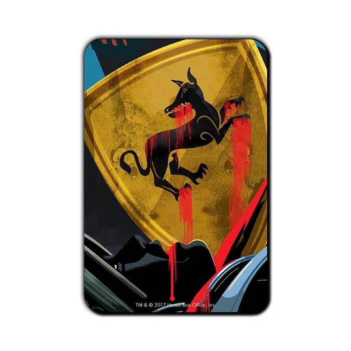 Jon Arryn's Squire: Beautiful Death - Game Of Thrones Official Fridge Magnet