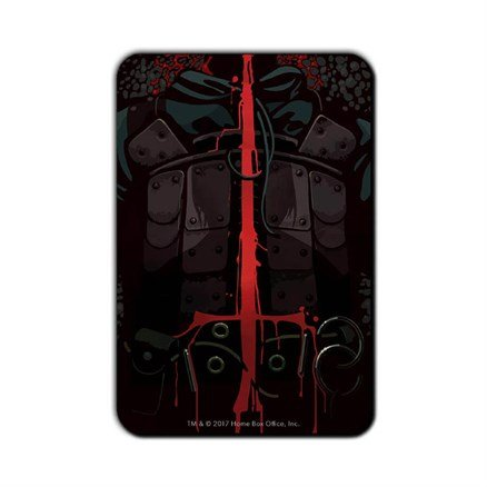 Maybe I'll Pick My Teeth With It: Beautiful Death - Game Of Thrones Official Fridge Magnet