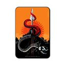 The Red Viper And The Mountain: Beautiful Death - Game Of Thrones Official Fridge Magnet