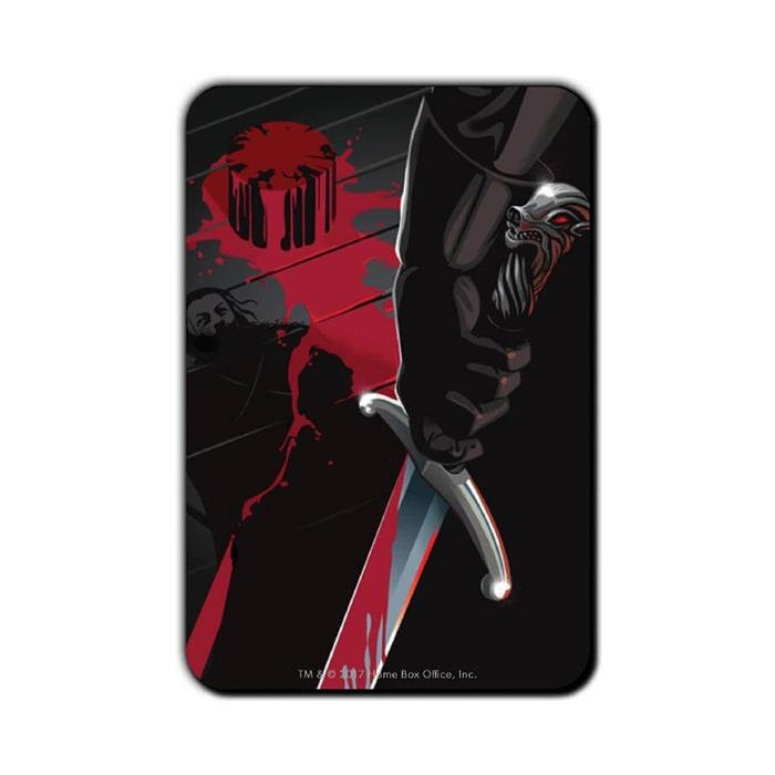 That Was A Commad: Beautiful Death - Game Of Thrones Official Fridge Magnet