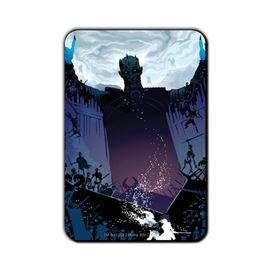 The Dead Are Coming: Beautiful Death - Game Of Thrones Official Fridge Magnet