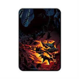The Dead Dont Rest: Beautiful Death - Game Of Thrones Official Fridge Magnet