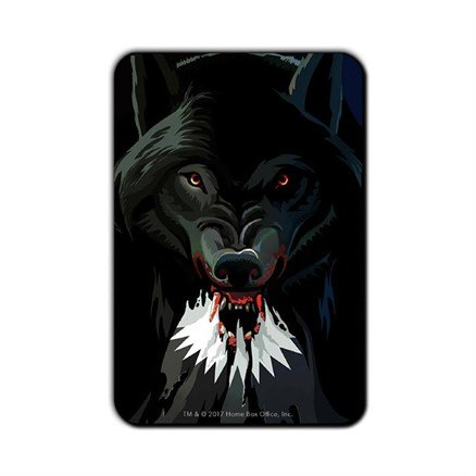 The King Who Lost the North: Beautiful Death - Game Of Thrones Official Fridge Magnet