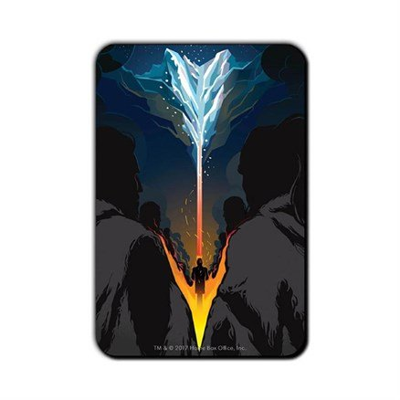 Those Who Choose Darkness: Beautiful Death - Game Of Thrones Official Fridge Magnet