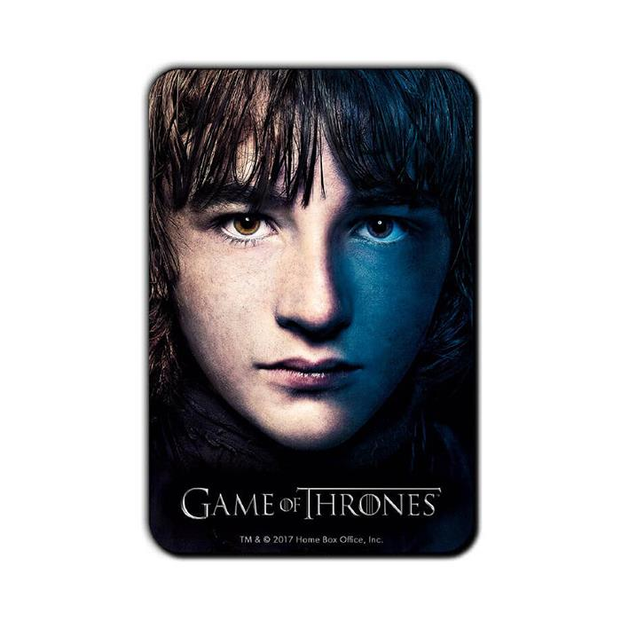 Bran Stark - Game Of Thrones Official Fridge Magnet