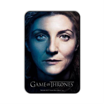 Catelyn Stark - Game Of Thrones Official Fridge Magnet