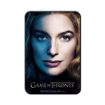 Cersei Lannister - Game Of Thrones Official Fridge Magnet