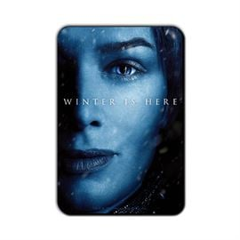 Cersei Lannister: Winter Is Here- Game Of Thrones Official Fridge Magnet
