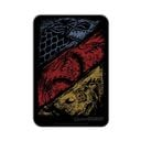 Crossed Sigils - Game Of Thrones Official Fridge Magnet