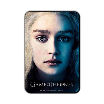Daenerys Targaryen - Game Of Thrones Official Fridge Magnet