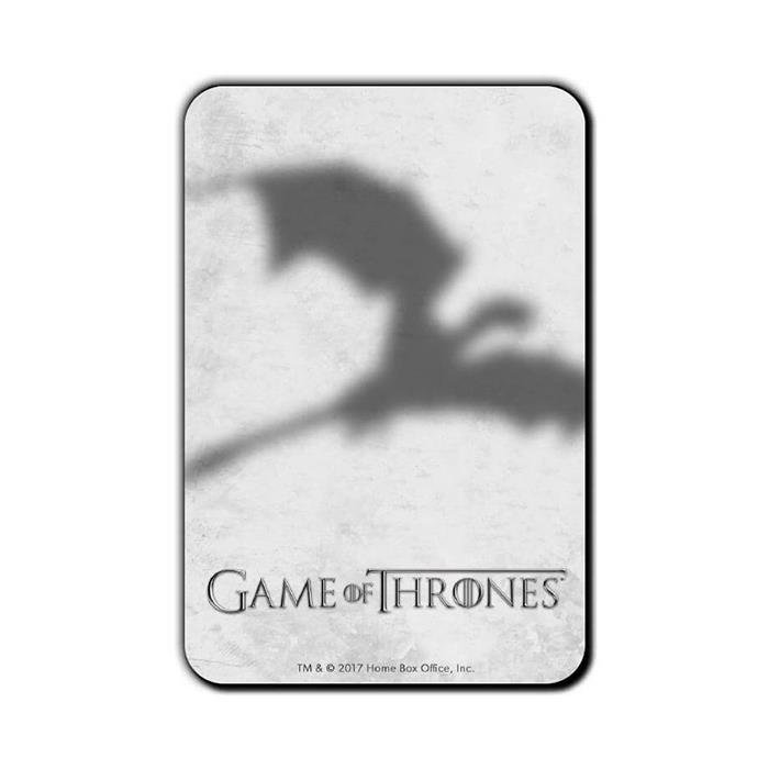 Dracarys - Game Of Thrones Official Fridge Magnet