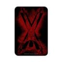 House Bolton Sigil Splatter - Game Of Thrones Official Fridge Magnet