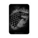 House Stark Sigil Splatter - Game Of Thrones Official Fridge Magnet