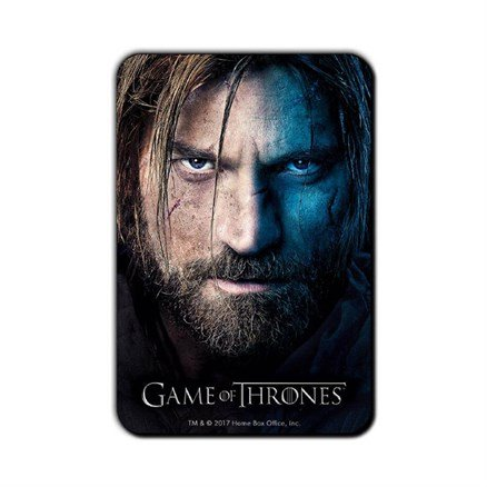Jamie Lannister - Game Of Thrones Official Fridge Magnet