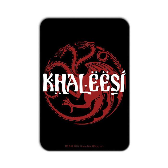 Khaleesi - Game Of Thrones Official Fridge Magnet