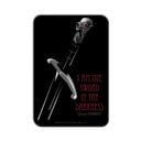 Longclaw - Game Of Thrones Official Fridge Magnet