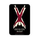 Our Blades Are Sharp - Game Of Thrones Official Fridge Magnet