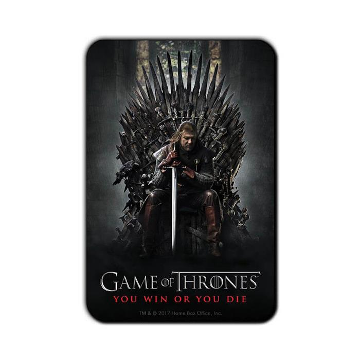 Season 1 Promo - Game Of Thrones Official Fridge Magnet