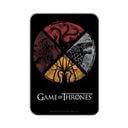 Sigil Shield - Game Of Thrones Official Fridge Magnet