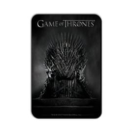 The Throne - Game Of Thrones Official Fridge Magnet