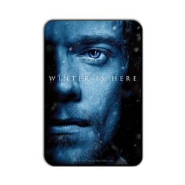 Theon Greyjoy: Winter Is Here - Game Of Thrones Official Fridge Magnet