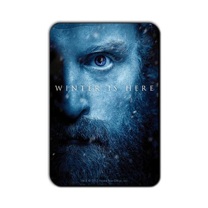 Tormund: Winter Is Here - Game Of Thrones Official Fridge Magnet
