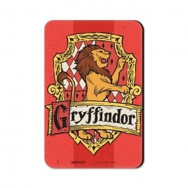 Gryffindor Crest - Harry Potter Official Fridge Magnet