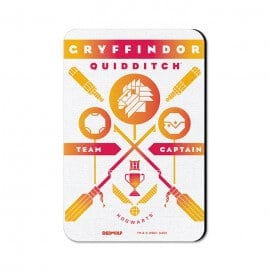 Gryffindor Team Captain - Harry Potter Official Fridge Magnet