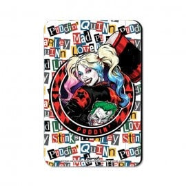 Puddin' - Harley Quinn Official Fridge Magnet