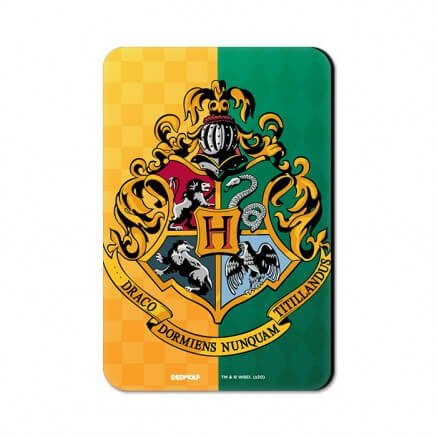 Hogwarts Crest - Harry Potter Official Fridge Magnet
