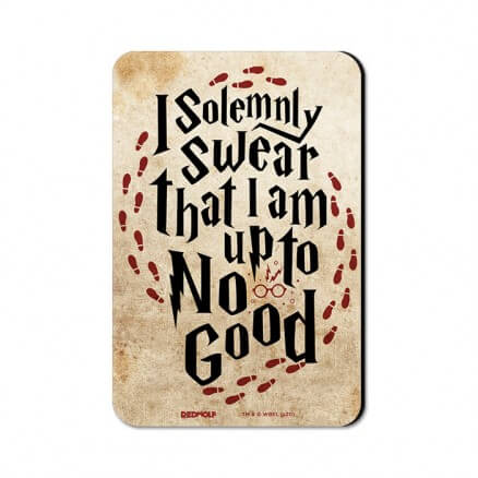 I Solemnly Swear - Harry Potter Official Fridge Magnet