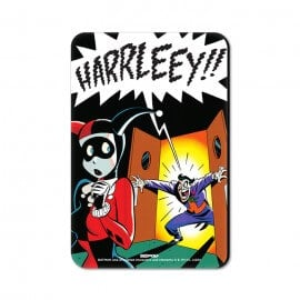 Joker And Harley - Joker Official Fridge Magnet