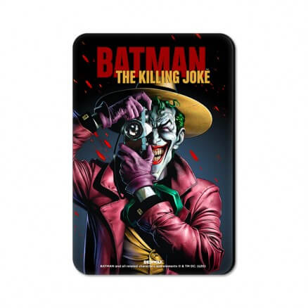 The Killing Joke - Joker Official Fridge Magnet