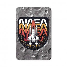 Lift Off - NASA Official Fridge Magnet
