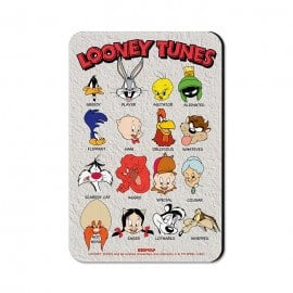 Looney Tunes: Headshots - Looney Tunes Official Fridge Magnet