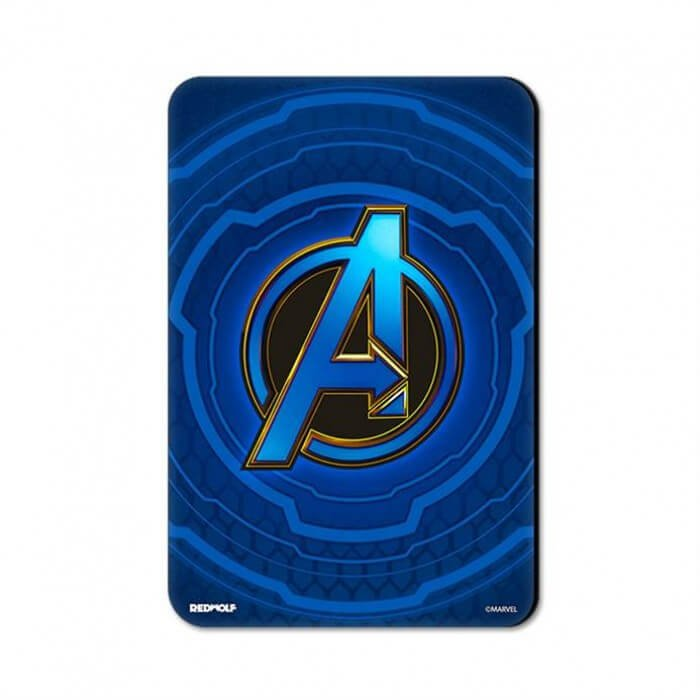 Avengers Logo - Marvel Official Fridge Magnet