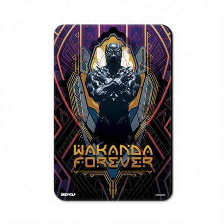 Wakanda Forever - Marvel Official Fridge Magnet