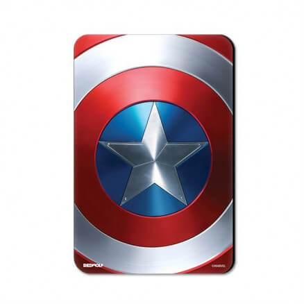 Captain America: Classic Sheild - Marvel Official Fridge Magnet